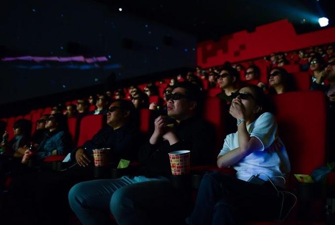 20.000 cines en China podrían cerrar permanentemente