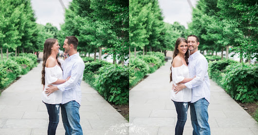 Kristina Cipolla Photography: Tatum & Adam ENGAGED: St. Louis Engagement Photographer