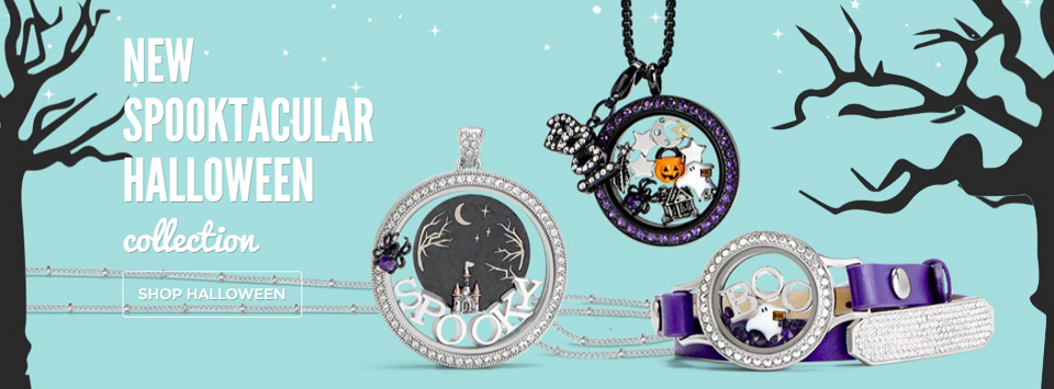 Shop Halloween Collection available at StoriedCharms.origamiowl.com