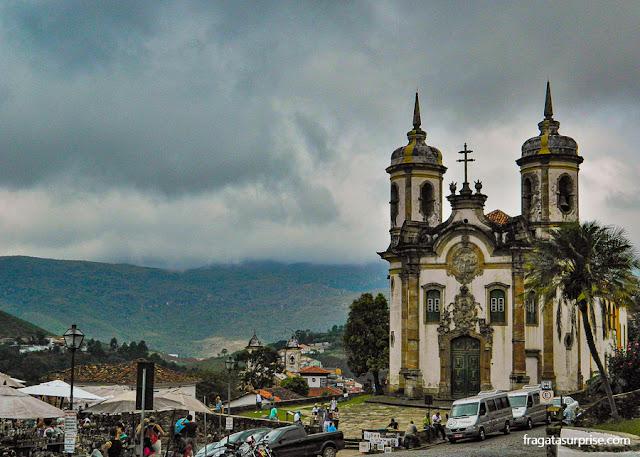 Igreja de São Francisco, Ouro Preto