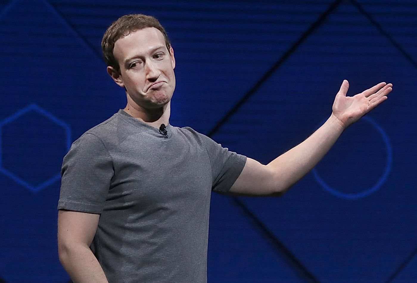 Facebook is unexpectedly developing a device that can read minds.