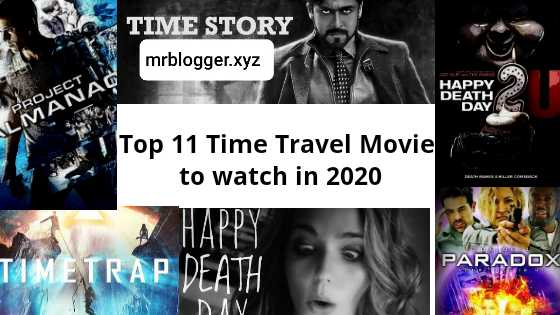 Top 11 Time Travel Movies to watch in 2020