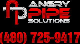 Angry Pipe Solutions Mesa Az Gilbert Az