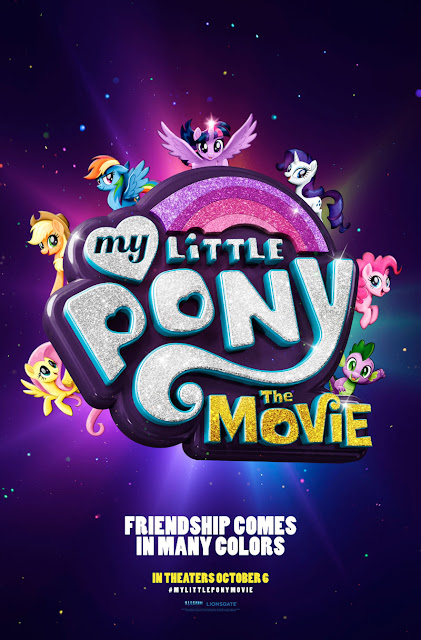 My Little Pony The Movie (2017) 720p BRRip Subtitle Indonesia