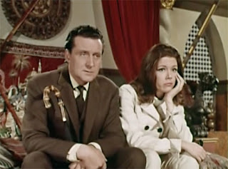 Steed and Peel the Avengers
