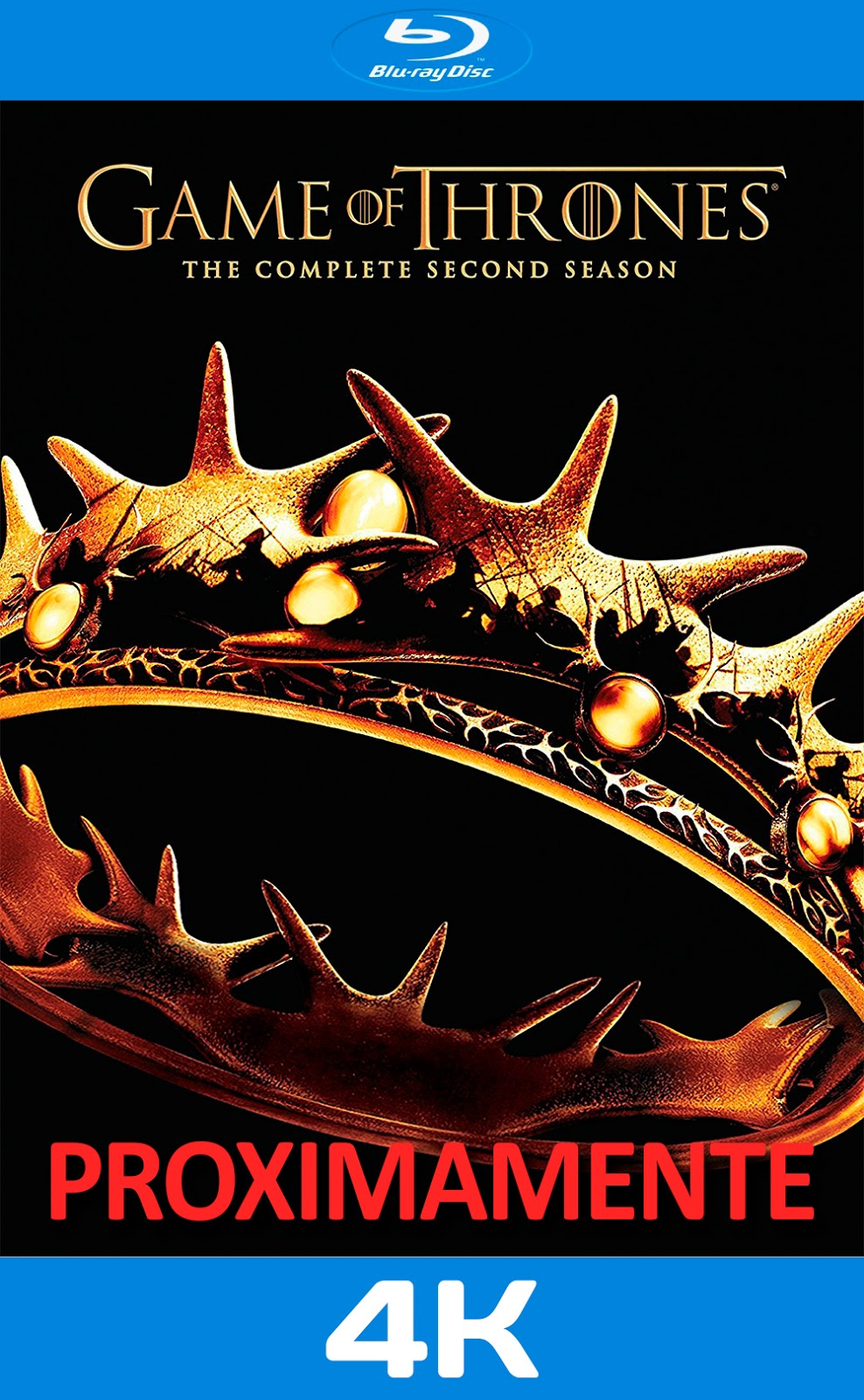 Game thrones 1080p Complete Bluray
