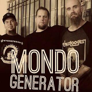 Mondo Generator: Banda fará 5 datas no Brasil em novembro