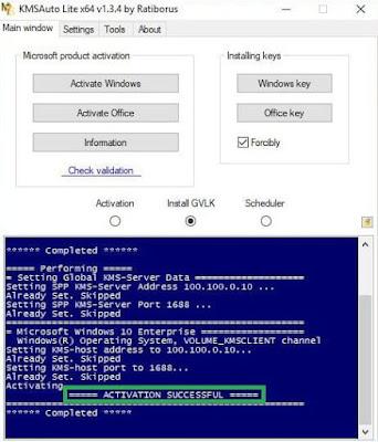 Cara Aktivasi Windows 10 Permanen