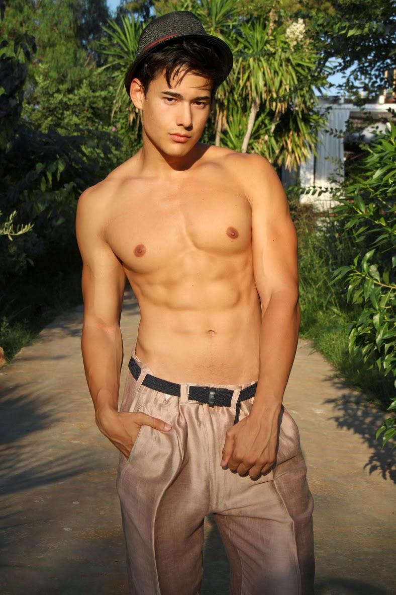 Korean Male Model Nude