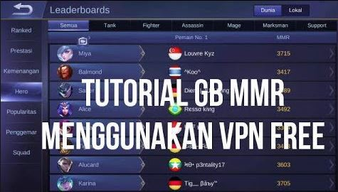 Vpn meaning mobile legends