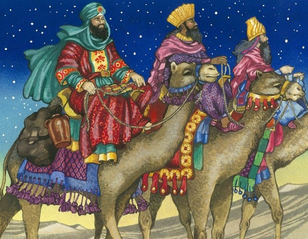 Christmas Joy!: The Three Kings - Poem by Henry Wadsworth ...