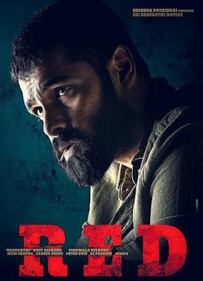 Red (2021) Dual Audio [Hindi HQ Fan Dub – Telugu] 720p UNCUT HDRip ESub x265 HEVC 810Mb