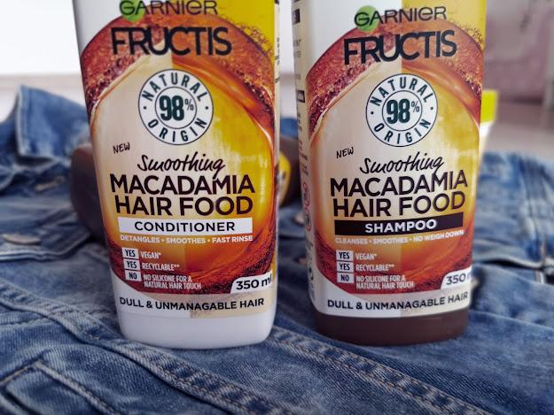 Macadamia Hair Food kondicionér a šampón