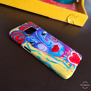 Mexican Folk Art Inspired Samsung Phone Case