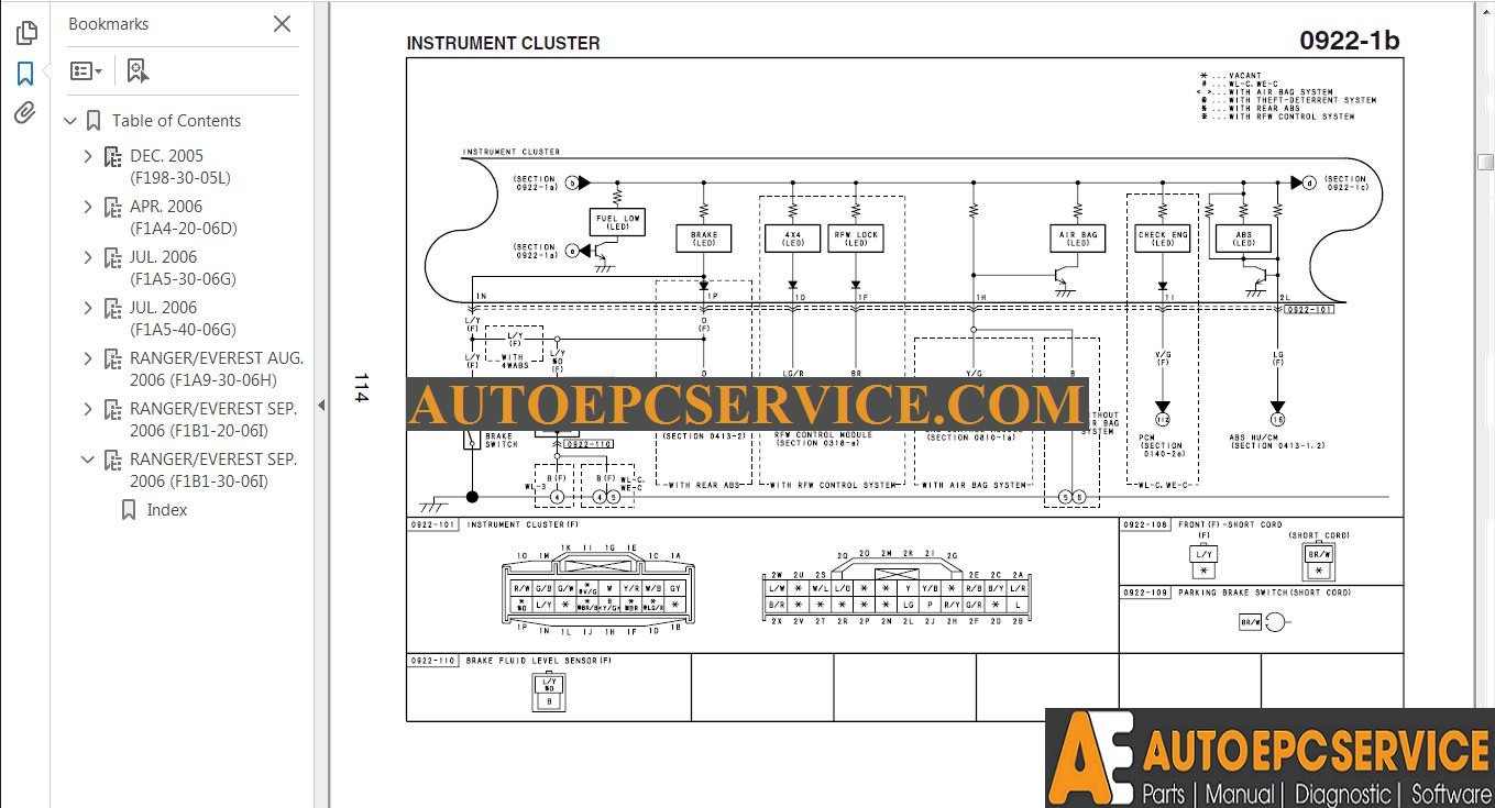 Ford Transit Wiring Diagram On Ford Transit Wiring Diagram Download