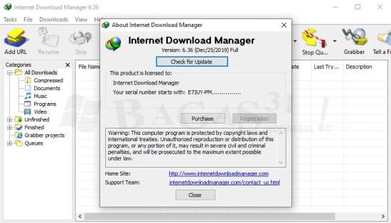 3 Cara Install Patch IDM Bagas31