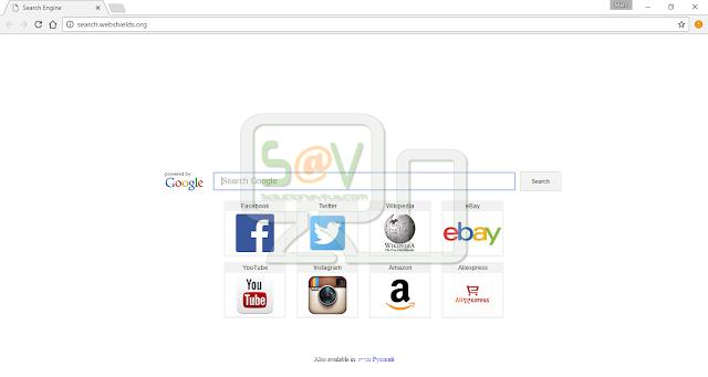 Search.webshields.org (Hijacker)