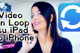 Come mettere i video in Loop infinito su iPad o iPhone