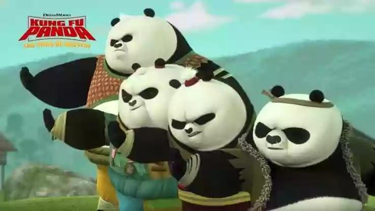 Kung Fu Panda: (Sec 1) The Paws of Destiny Hindi 5 1 Dual Audio 720p