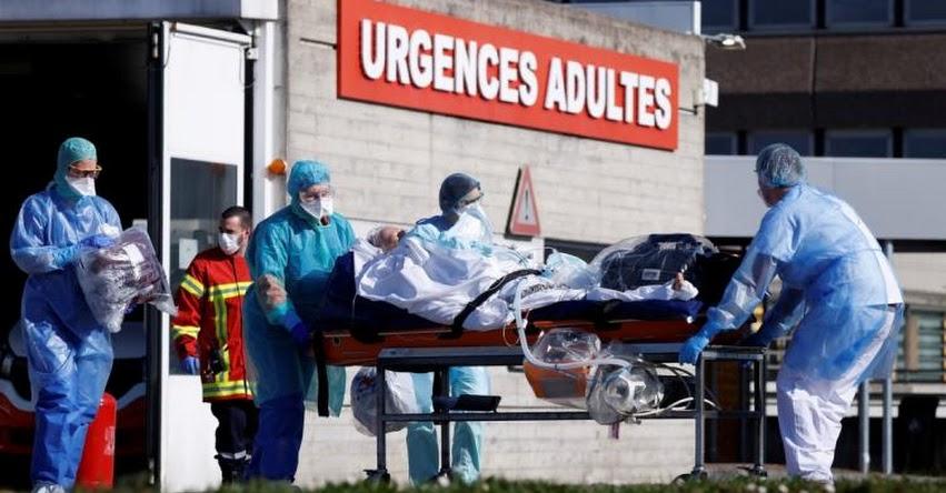 CORONAVIRUS: Francia amplía cuarentena por el coronavirus hasta el 15 de abril