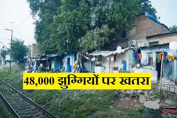 supreme-court-order-ro-remove-48000-jhuggi-delhi-ncr-railway-line