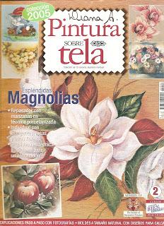 Pintura en Tela Nro.2 – Esplendidas Magnolias