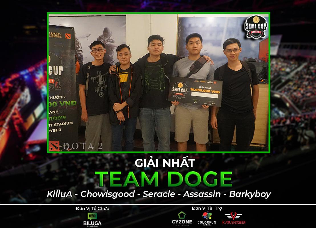 team doge - GDC 2019: Team Doge - Lis và đồng bọn trở lại