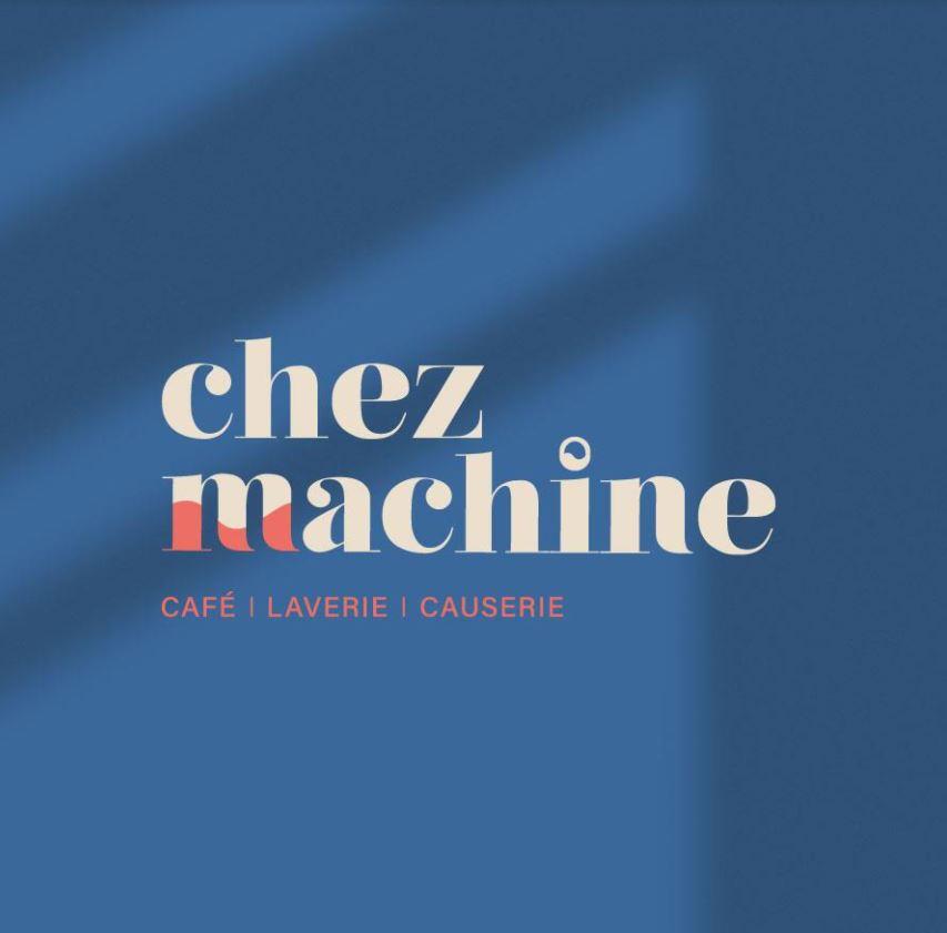 Création de logo : Chez Machine loho