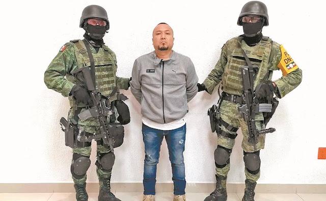 De ultimo momento hoy por la mañana un juez exonera a El Marro líder de El Cártel de Santa Rosa de Lima