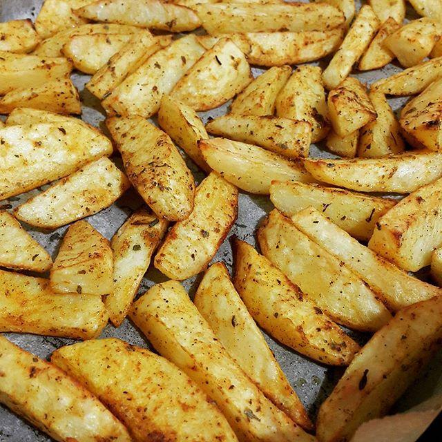 6094b7d56 طريقة عمل بطاطا بالفرن Potato in the oven