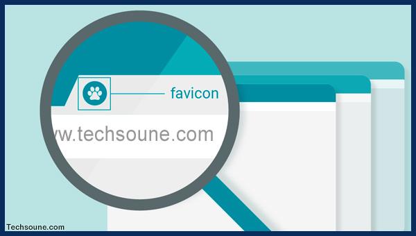 كيفية اضافة أو تغيير شعار Favicon في بلوجر
