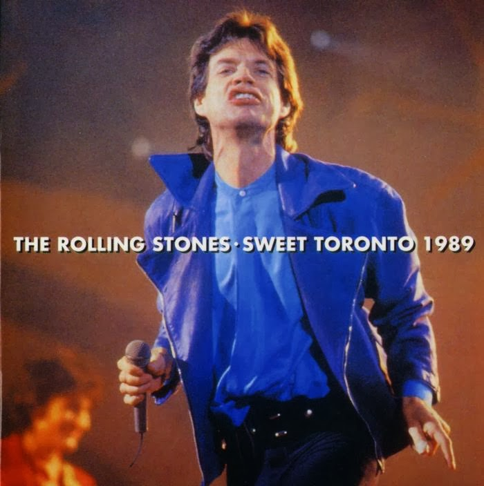 Rock Anthology The Rolling Stones Sweet Toronto 1989