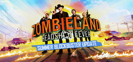 Zombieland VR Headshot Fever VR-VREX