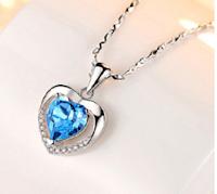 Logo Vinci gratis una collana Agatha con ciondolo a cuore
