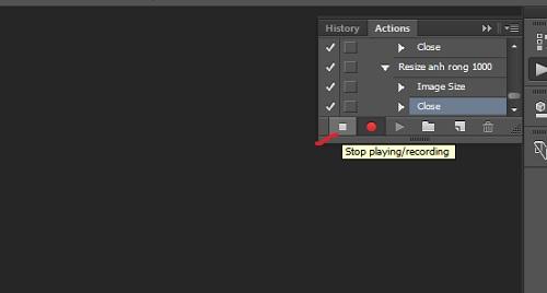 Hướng dẫn resize hàng loạt ảnh bằng phần mềm photoshop-6