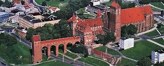 Zamek biskupi - Kwidzyn