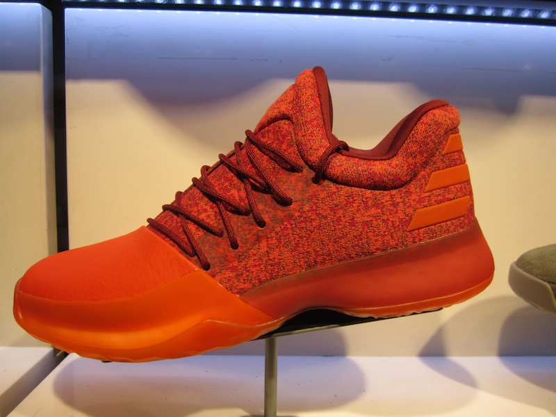the latest f78ca 39ce0 Detailed Images of Harden Vol 1 Red Glare  Analykix