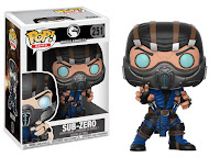 Funko Pop! Sub-Zero