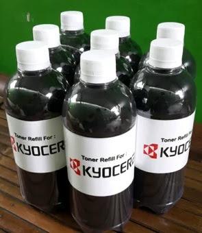Toner Botol Untuk Kyocera