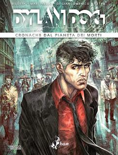 Dylan Dog - Cronache dal pianeta dei morti.