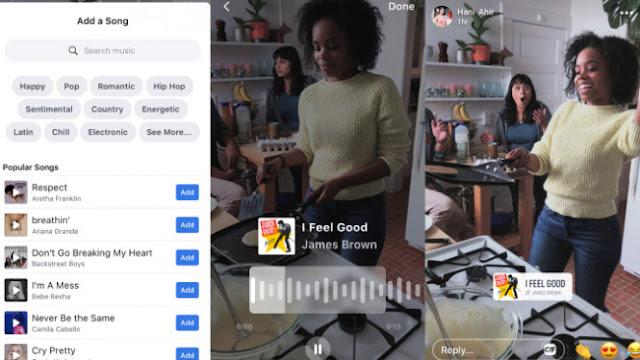 Facebook Bikin Aplikasi Musik, Singkirkan Tik Tok