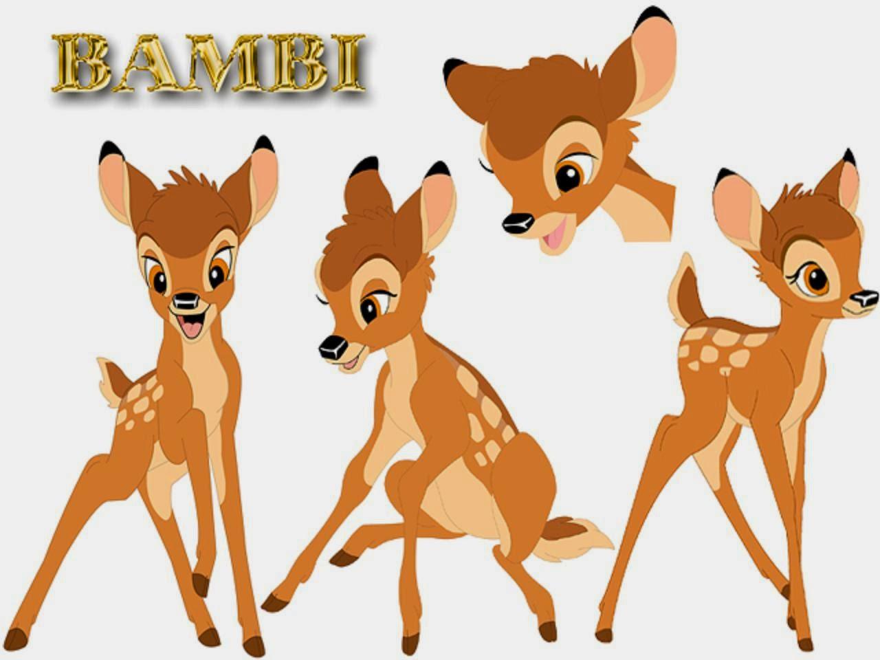 Desenhos Para Colorir E Imprimir Desenhos Do Bambi Para Colorir E
