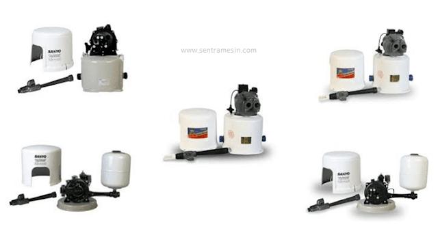 Rekomendasi Pompa Air Sanyo Sumur Dalam