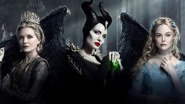 Maleficent Mistress of Evil 2019 Movie Wallpaper
