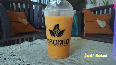 Maomao thai tea