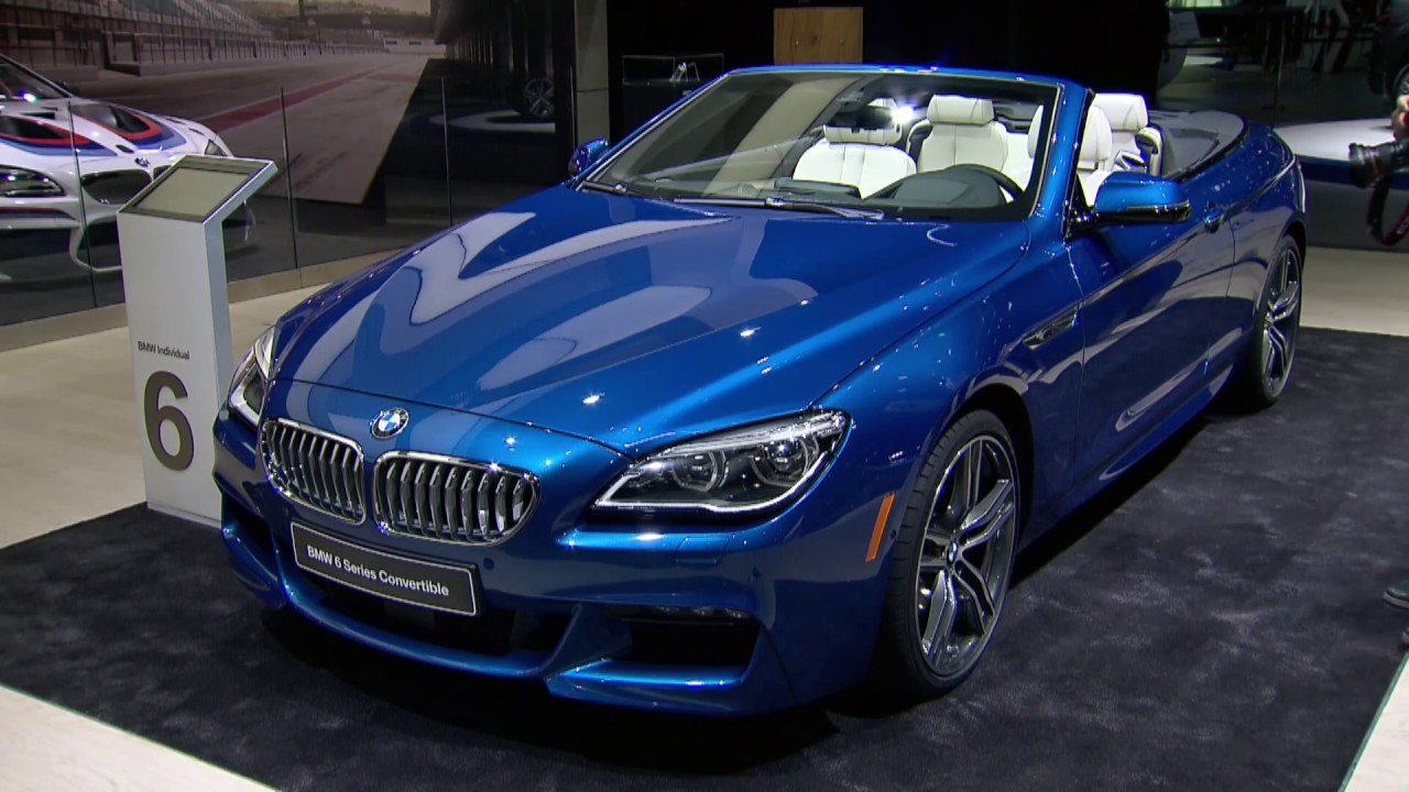 BMW 6 Series Convertible 2018 Review Specs Price