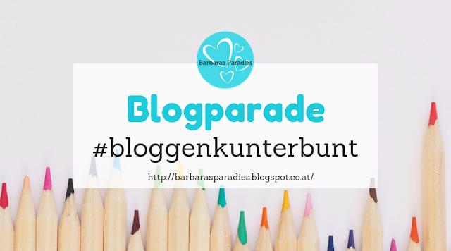 Blogparade #bloggenkunterbunt