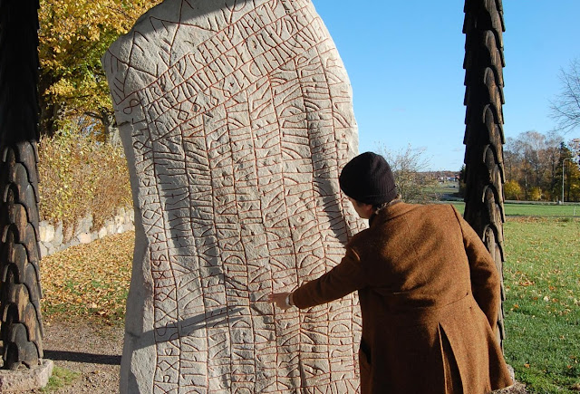 New interpretation of the Rok runestone inscription changes view of Viking Age