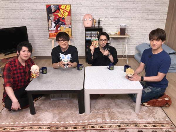 One Punch Man OVA Episode 1st 80 Detik Preview