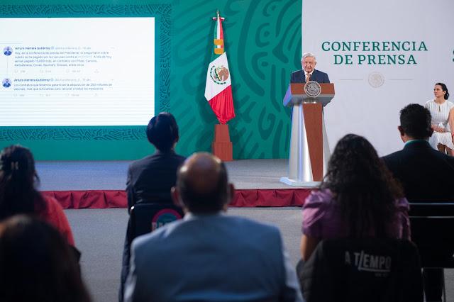 Presidente llama a países del T-MEC a atender en conjunto fenómeno migratorio